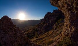 Beauty nature landscape Crimea Royalty Free Stock Photos