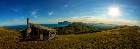 Beauty nature landscape Crimea Stock Photo