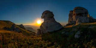 Mountain landscape Crimea Stock Photo