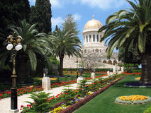 Free Beauty Of Bahai Gardens. Stock Images - 21551324