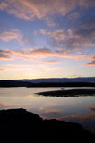 Beauty Over Loch Dunvegan Royalty Free Stock Image