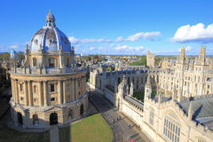 Free Beauty Oxford Building Stock Photo - 99027040