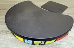 Beauty pad coloured Royalty Free Stock Photo