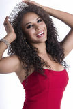 Beauty Pageant Queen Stock Photography