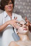 Beauty parlour 7. stock photography