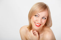 Beauty person Royalty Free Stock Photos