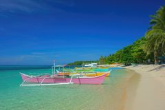 Beauty of the Philippines Royalty Free Stock Images