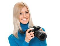Beauty Photographer Stock Image