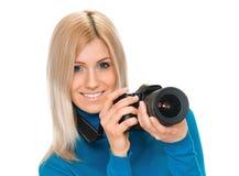 Beauty Photographer Royalty Free Stock Photos