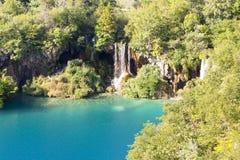 Beauty plitvice national park - Croatia. Stock Photo