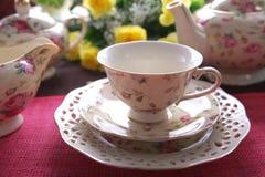 Beauty Porcelain Pottery Royalty Free Stock Photography