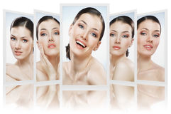 Beauty portrait Royalty Free Stock Photos