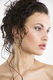 The beauty portrait Stock Photo
