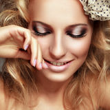 Beauty portrait Royalty Free Stock Photo