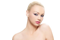 Beauty portrait Royalty Free Stock Photography
