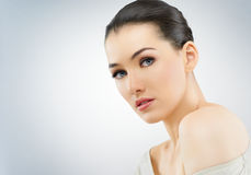 Beauty portrait Stock Images
