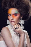 Beauty portrait Royalty Free Stock Images
