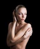beauty portrait Στοκ Εικόνες