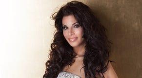 Beauty portrait of amazing woman Royalty Free Stock Photo