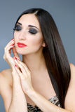 Beauty Portrait. Royalty Free Stock Photos