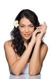 Beauty Portrait Of A Beautiful Girl Royalty Free Stock Photo