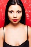 Beauty portrait. Stock Photo