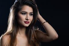 Beauty portrait Stock Photos