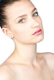 Beauty portrait of teen girl Royalty Free Stock Photography