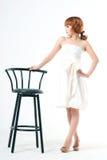 Beauty portrait woman Stock Photography