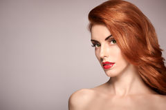 Beauty portrait woman, Natural Makeup, Skincare Royalty Free Stock Image