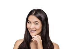 Beauty portrait of woman Stock Photo