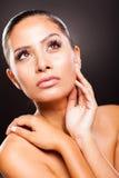 Beauty portrait woman Royalty Free Stock Photo