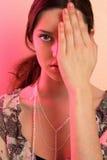 Beauty portraits Stock Images