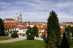 Beauty of Prague Stock Photos