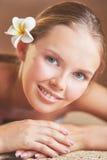 Beauty procedure Royalty Free Stock Photo