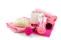 Beauty products for mother Royalty Free Stock Photo
