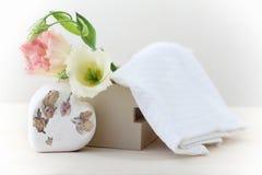 beauty products spa επεξεργασία Στοκ Εικόνες
