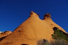 Beauty of rocks, Utah. Kodachrome Basin State Park, Utah Royalty Free Stock Images