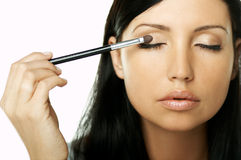 Beauty routines Royalty Free Stock Photo