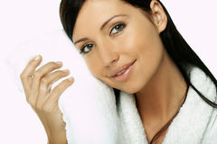 Beauty Routines Stock Photos