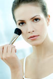 Beauty routines 2 Stock Photo