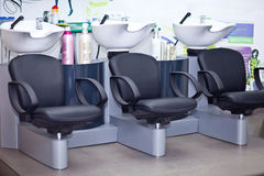 Beauty Salon Stock Photo