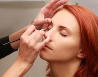 Beauty-salon Royalty Free Stock Photos