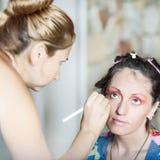 Beauty salon Stock Images