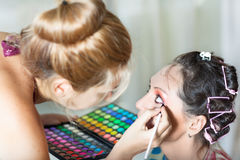 Free Beauty Salon Stock Photography - 24671752