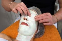 Beauty salon Royalty Free Stock Photography
