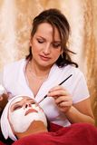 Beauty salon Stock Photography