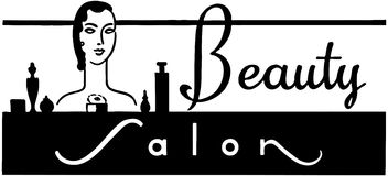 Beauty Salon 2 Royalty Free Stock Photos