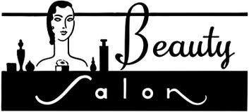 Beauty Salon 2 Royalty Free Stock Photos