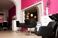 Beauty salon beautiful created Royalty Free Stock Photos